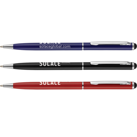 - Cheviot Stylus Pens - Unprinted sample  - PG Promotional Items