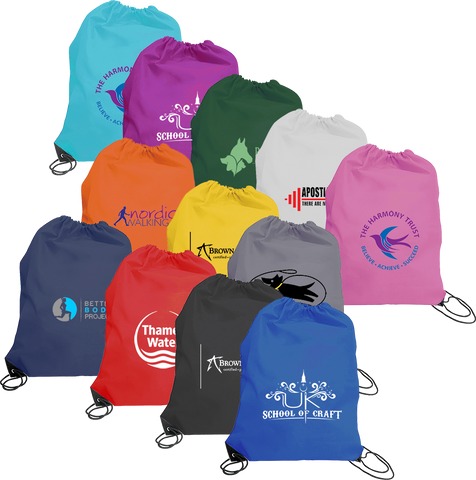 Drawstrings - Promotional Drawstrings  - PG Promotional Items