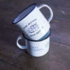 Ceramic Mugs - Printed Enamel Mugs 10oz  - PG Promotional Items