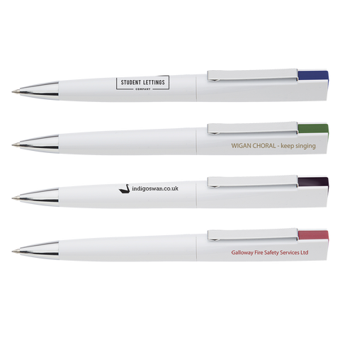 - Flat Cap Pens - Unprinted sample  - PG Promotional Items