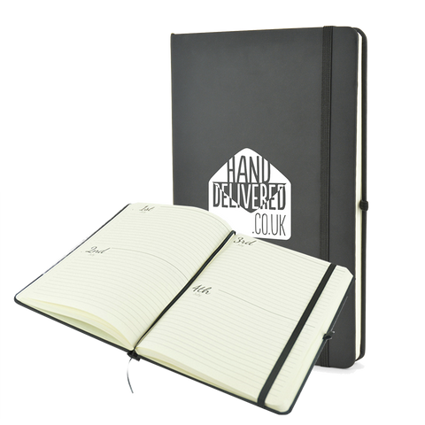 Notepads & Paper - A5 Harriet Diary  - PG Promotional Items