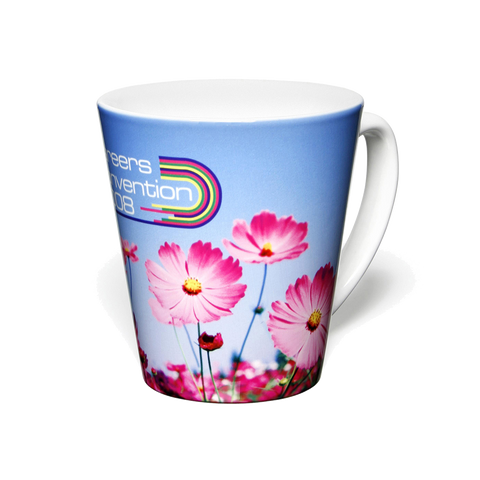 - Photo Latte Mugs - Unprinted sample  - PG Promotional Items