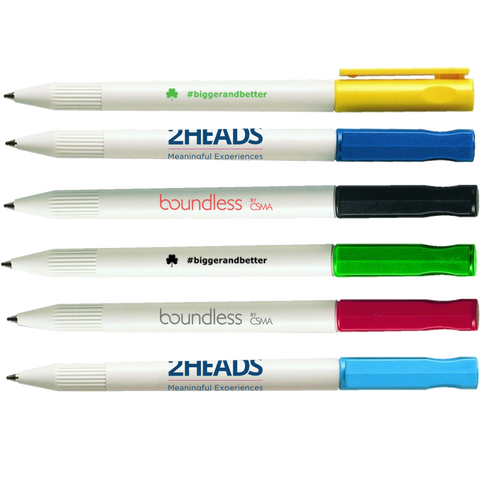 Low cost promotional pens - Saver Oasis FT Pens  - PG Promotional Items