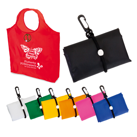 Totes & Shoppers - Persey Foldable Totes  - PG Promotional Items