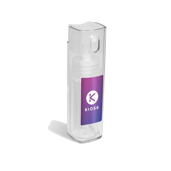 Rectangle Atomiser Sanitiser - 10ml