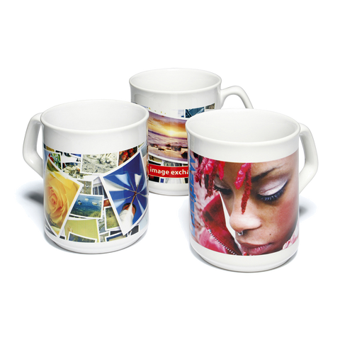 Ceramic Mugs - Photo Sparta Mugs  - PG Promotional Items