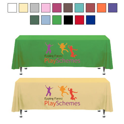 7.5ft Tablecloths