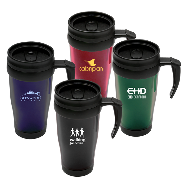 Classic Travel Mugs (Translucent)
