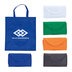 - Foldable Troy Bags - Unprinted sample  - PG Promotional Items