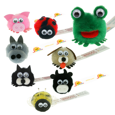 Bugs - Animal Logobugs  - PG Promotional Items