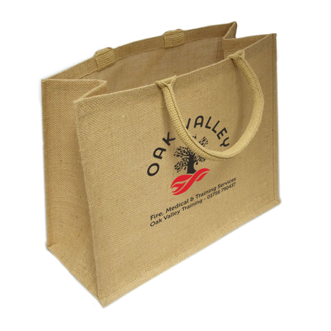 Totes & Shoppers - Oak Bags  - PG Promotional Items