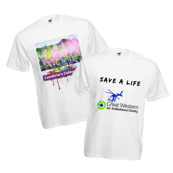 66c551b3f Printed Fundraising T-shirts - Order from only 2. – PG Promotional Items