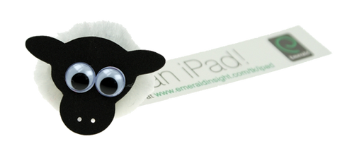 business bugs, printed business logo bugs, sheep promotional bugs