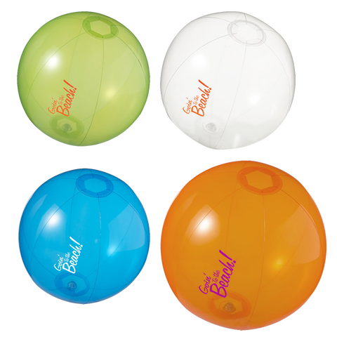 - Mini Beach Balls - Unprinted sample  - PG Promotional Items