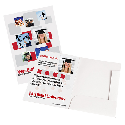 Document folders - A4 Card Wallets  - PG Promotional Items