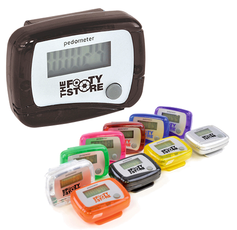 Coloured Pedometers