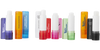 Lifestyle & Creative - Coloured Lip Balms  - PG Promotional Items