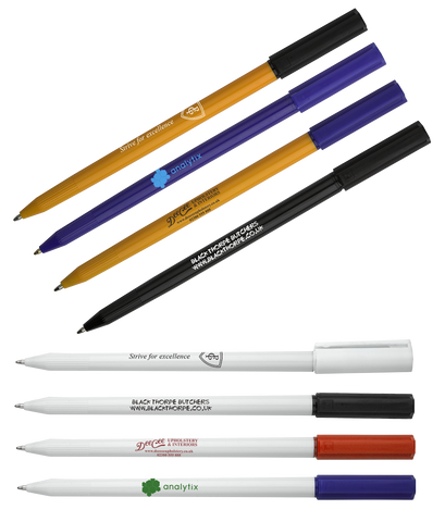 Low cost promotional pens - Sleek Pens  - PG Promotional Items