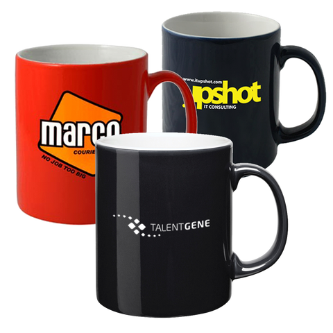 Ceramic Mugs - Duo Cambridge Mugs  - PG Promotional Items