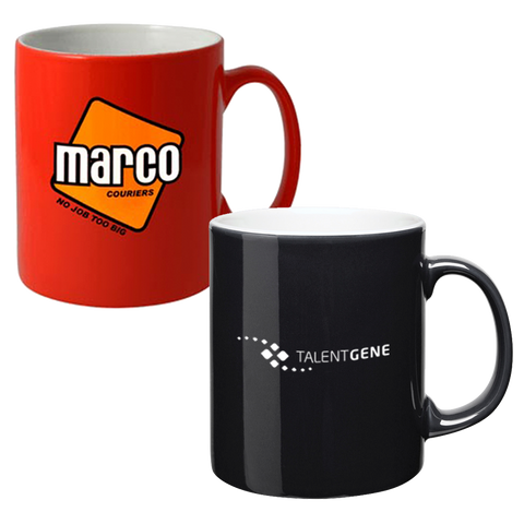 - Duo Cambridge Mugs - Unprinted sample  - PG Promotional Items