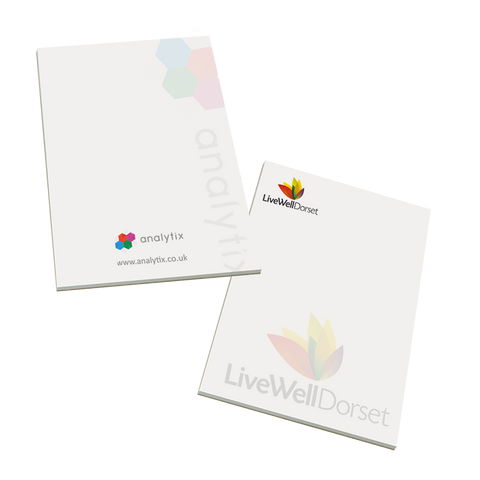 Notepads & Paper - A4 Notepads  - PG Promotional Items