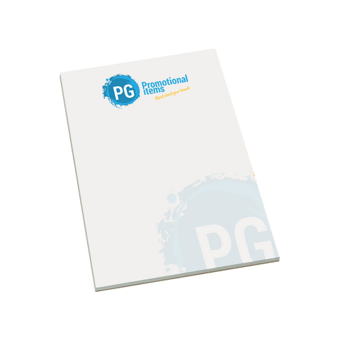 Notepads & Paper - A6 Desk Pads  - PG Promotional Items