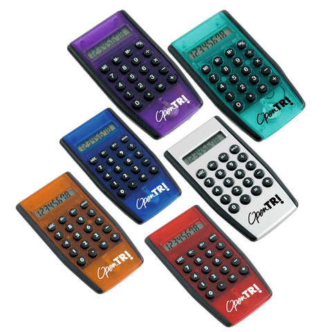 - Abacus Calculators - Unprinted sample  - PG Promotional Items