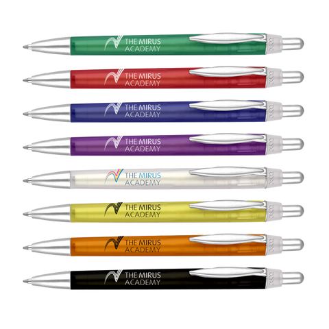 Low cost promotional pens - Albany Pens  - PG Promotional Items