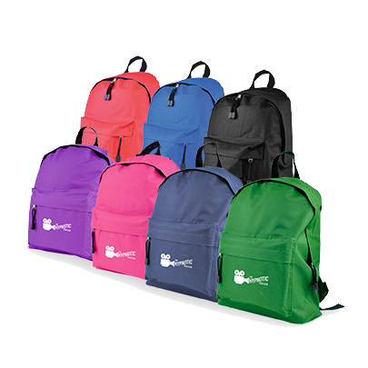 School Bags & Conference - Alpha Rucksacks  - PG Promotional Items