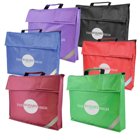 - Atlantic Book Bags - Unprinted sample  - PG Promotional Items