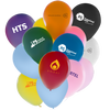 "Balloons - 10"" Pearl Balloons  - PG Promotional Items"