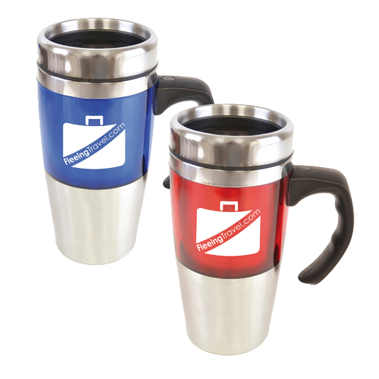 Band Thermo Mugs