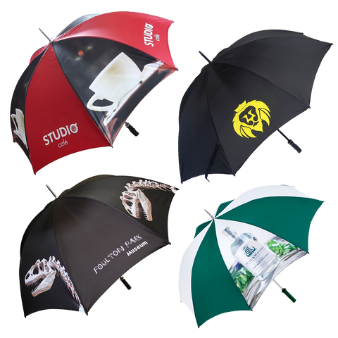 - Bedford Sports Umbrellas - Unprinted sample  - PG Promotional Items