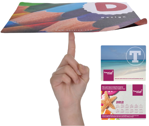 - Ultra Slim Brite Mats - Unprinted sample  - PG Promotional Items