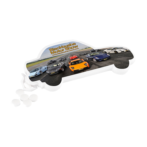 Sweets & Mints - Car Shaped Mints  - PG Promotional Items