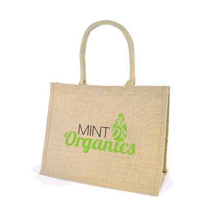Totes & Shoppers - Daddy Jutes  - PG Promotional Items