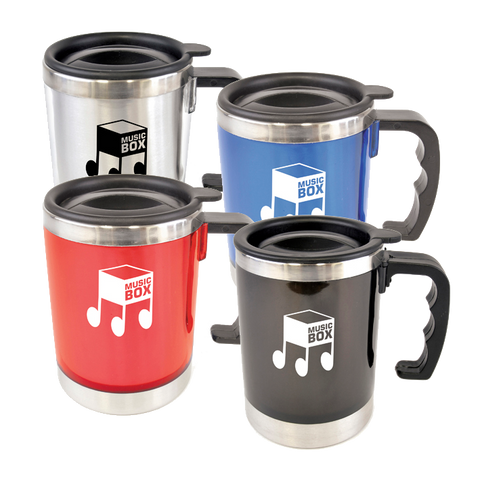- Dallas Themo Mugs - Unprinted sample  - PG Promotional Items