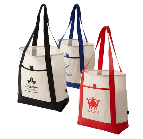 - Exhibition Totes - Unprinted sample  - PG Promotional Items