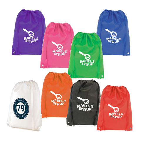 Drawstrings - Feather Drawstrings  - PG Promotional Items