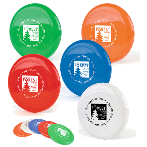 Toys & Puzzles - Solid Frisbees  - PG Promotional Items