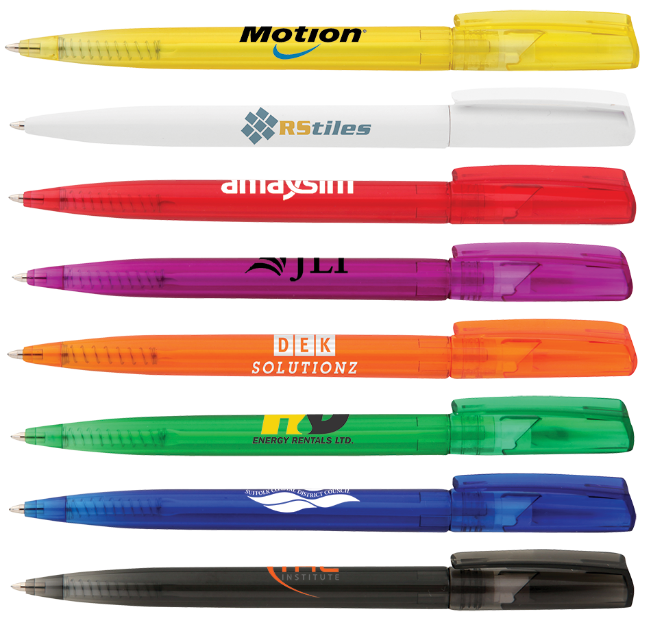 500 x promotional pens printed promotional pens pg for Cheap logo
