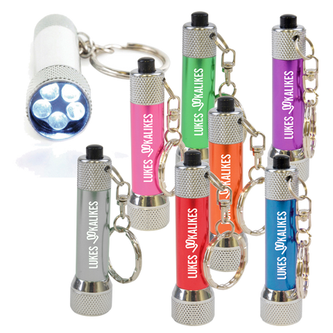 Keyring Torches - Groove Keyring Torches  - PG Promotional Items