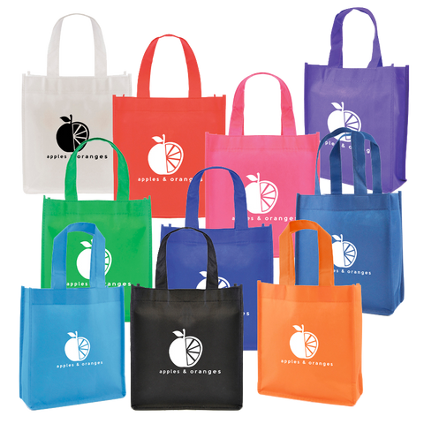 Totes & Shoppers - Mini Lance Totes  - PG Promotional Items