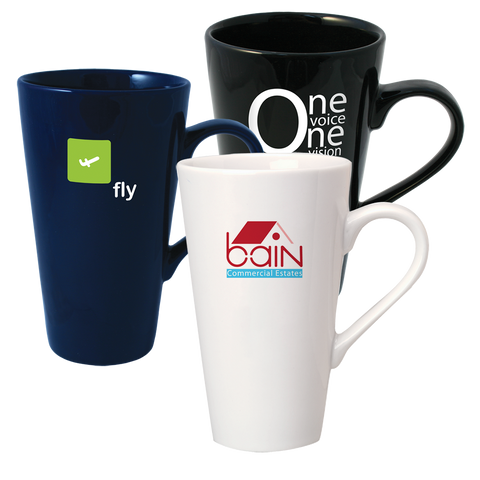 - Sip Latte Mugs - Unprinted sample  - PG Promotional Items