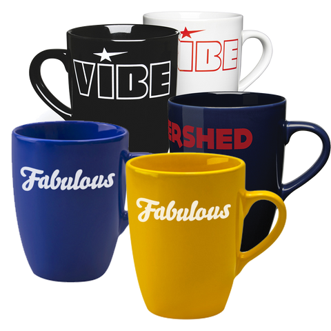 Ceramic Mugs - Marrow Mugs  - PG Promotional Items