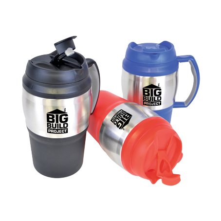 Thermos - Maxi Mugs  - PG Promotional Items