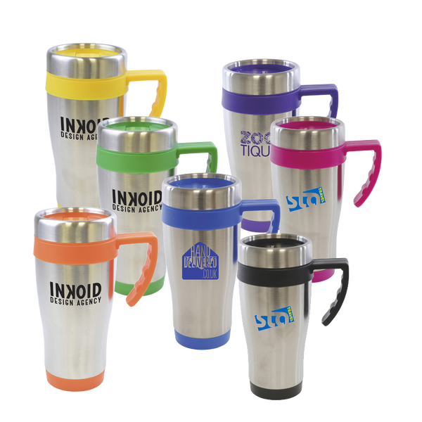 New Yorker Thermo Mugs