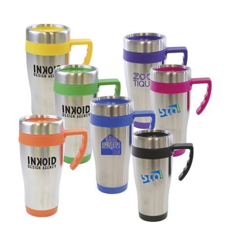 Thermos - New Yorker Thermo Mugs  - PG Promotional Items