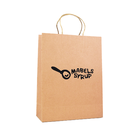 - Large Paper Bags - Unprinted sample  - PG Promotional Items