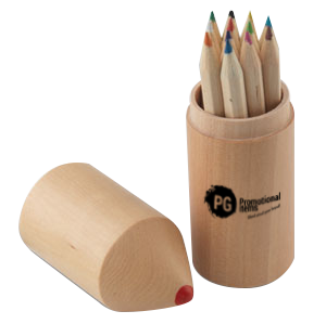 - Pencil Topper Case - Unprinted sample  - PG Promotional Items